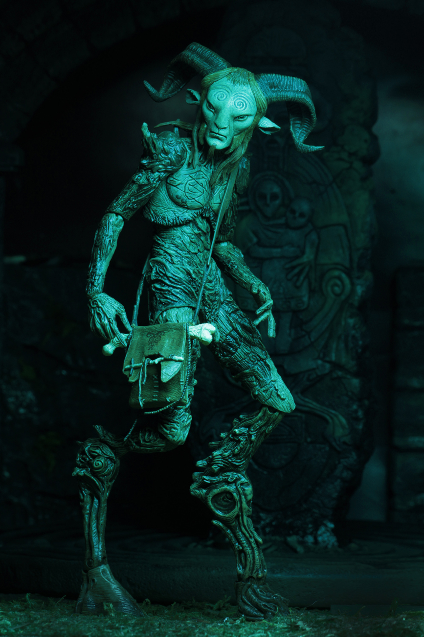 Guillermo del toro signature collection 7 scale action figure faun pan s labyrinth - Fresh pan s labyrinth wallpaper ...