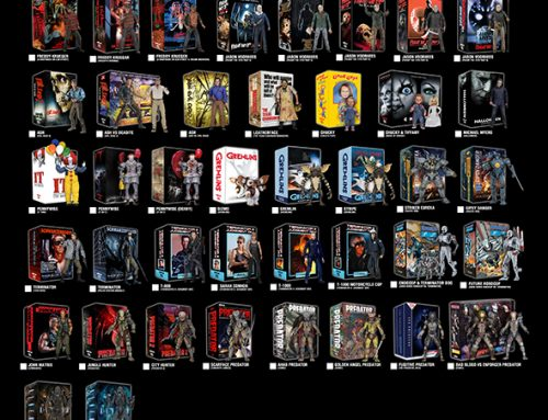 5 Days of Downloads 2018 – Day 1: Ultimate Action Figure Visual Guide