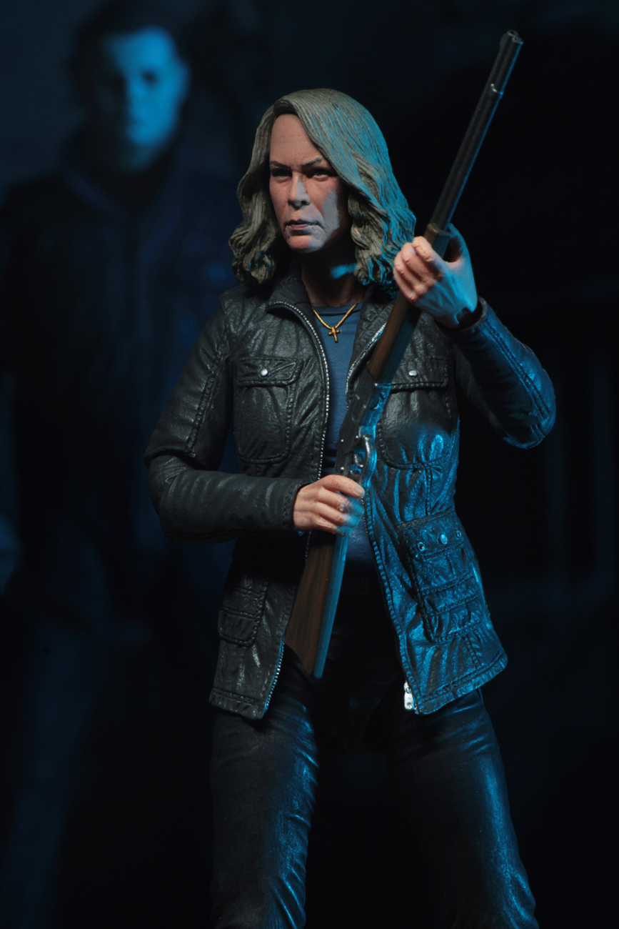 Halloween (2018) – 7″ Scale Action Figure – Ultimate Laurie
