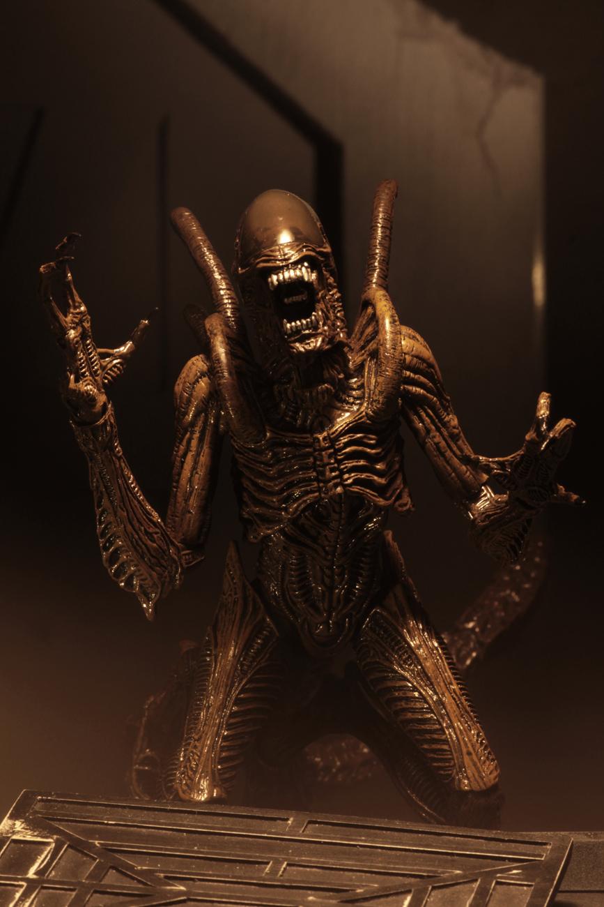 Alien Warrior  Alien Resurrection  Serie 14  Neca