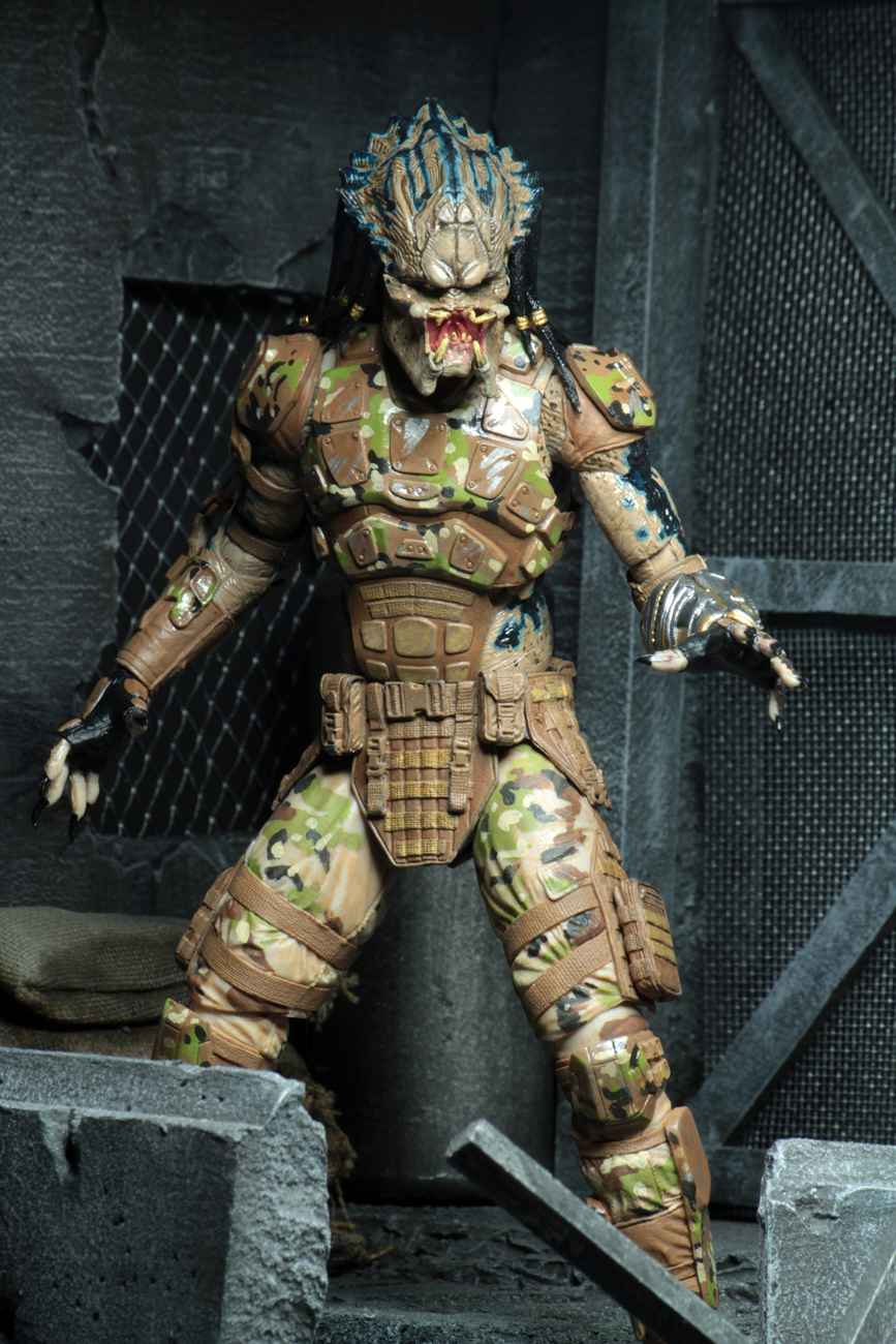 Predator 2018 7 Scale Action Figure Ultimate