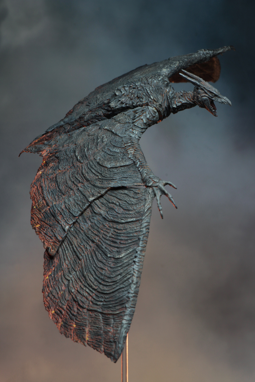 """Godzilla: King of Monsters- 13"""" Wing-to-Wing Action Figure ..."""