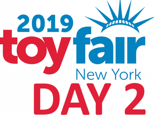 Toy Fair 2019 – Day 2 Reveals: Action Figures from The Predator, Godzilla, more!