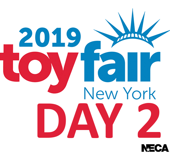 New York Toy Fair 2020.Toy Fair 2019 Day 2 Reveals Action Figures From The