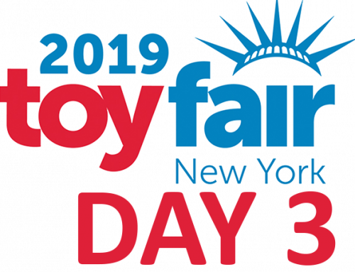 Toy Fair 2019 – Day 3 Reveals: 8in Clothed Nightbreed, Trick R Treet, They Live, and IT 2017 Action Figures!