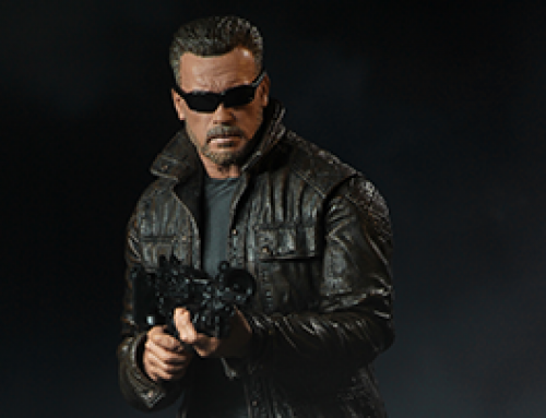 "Terminator: Dark Fate – 7"" Scale Action Figure – T-800"