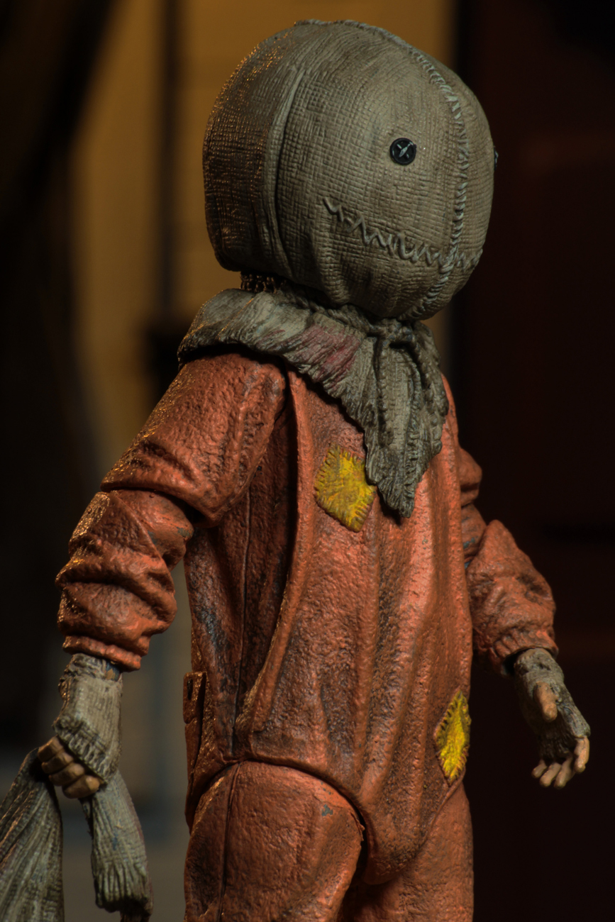 Trick R Treat 7 Scale Action Figure Ultimate Sam