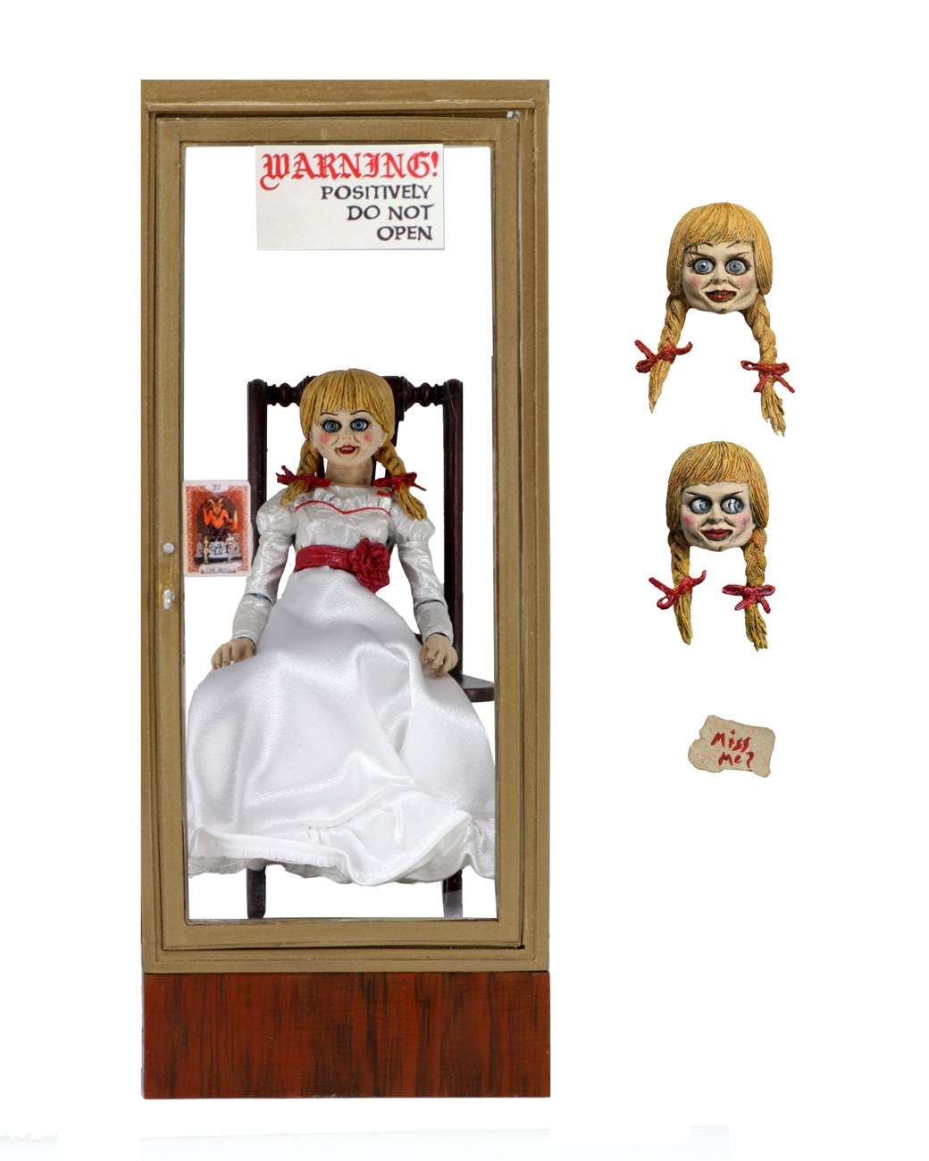 """The Conjuring Universe – 7"""" Scale Action Figure – Ultimate"""