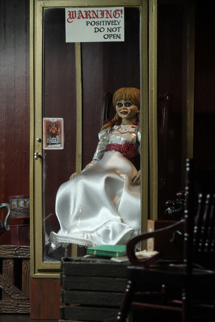 """The Conjuring Universe – 7"""" Scale Action Figure – Ultimate ..."""