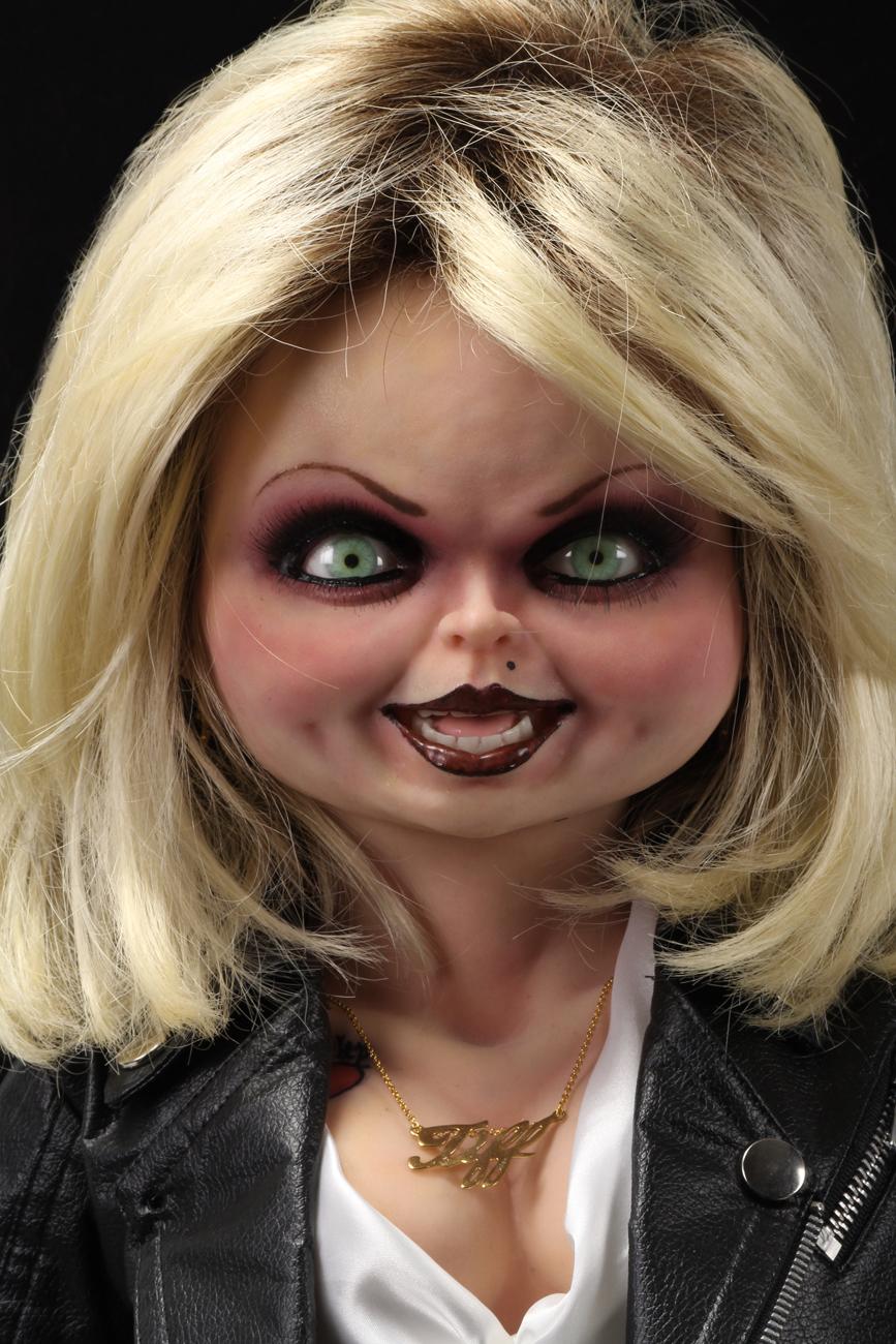 Bride of Chucky - 1:1 Replica - Life-Size Tiffany