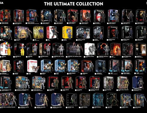 5 Days of Downloads 2019 – Day 5: Ultimates Action Figure Visual Guide