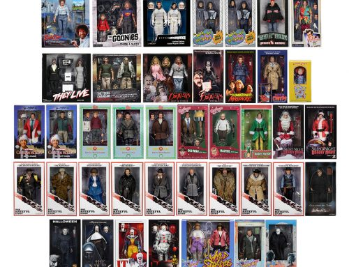 5 Days of Downloads 2019 – Day 2: 8″ Clothed Action Figure Visual Guide(Boxed)