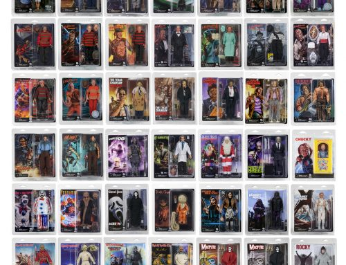 5 Days of Downloads 2019 – Day 4: 8″ Clothed Action Figure Visual Guide(Carded)