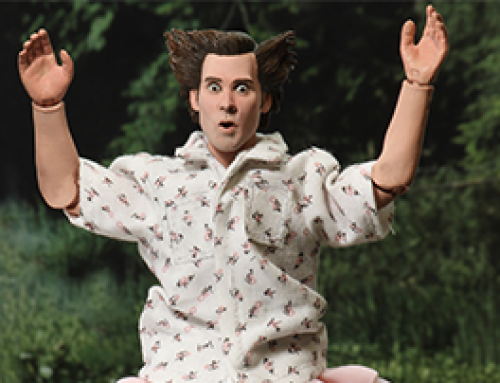 Ace Ventura – 8″ Clothed Action Figure – Shady Acres Ace Ventura