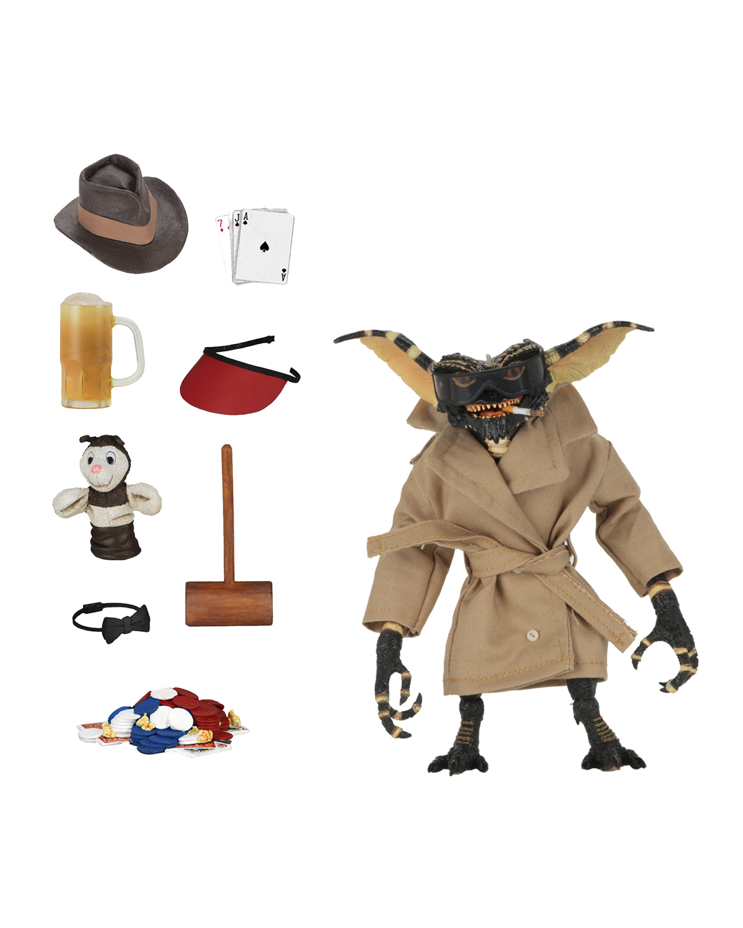 "Gremlins Ultimate clignoteur Gremlin 7/"" NECA ACTION FIGURE"