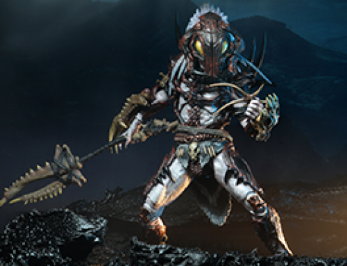 THE ALPHA IS COMING TO PREDATOR: HUNTING GROUNDS