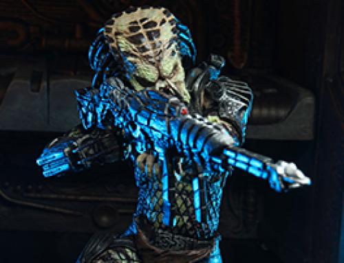 "Predator 2 – 7"" Scale Action Figure – Ultimate Scout Predator"