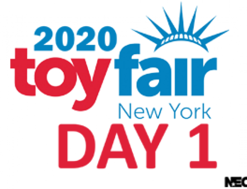 Toy Fair 2020 – Day 1 Reveals
