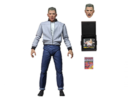 Back to the Future – 7″ Scale Action Figure – Ultimate Biff