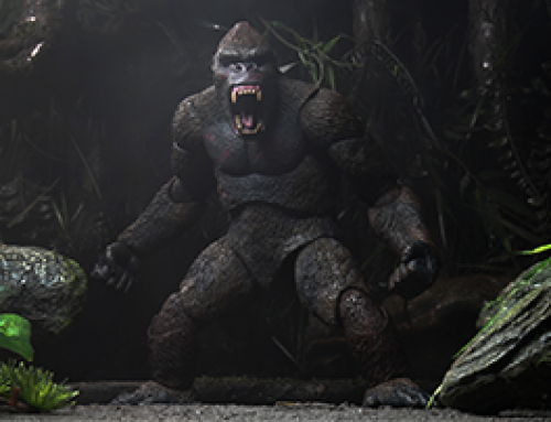 King Kong – 7″ Scale Action Figure – King Kong