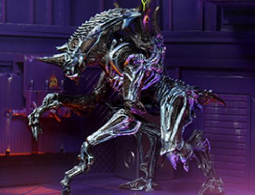 Alien – 7″ Scale Action Figure – Ultimate Rhino Alien (Kenner Tribute) Version 2
