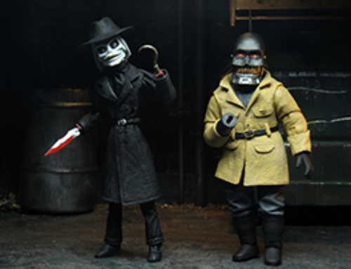 Puppet Master –  7″ Scale Action Figure -Blade & Torch 2 Pack