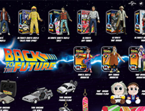 12 Days of Downloads 2020 – Day 4: Back To The Future Visual Guide