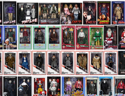 12 Days of Downloads 2020 – Day 6: Clothed Action Figure Visual Guide(Boxed)