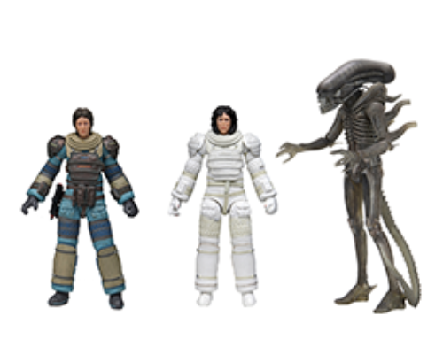 "Alien – 7"" Scale Action Figure – 40th Anniversary Assortment Wave 4"