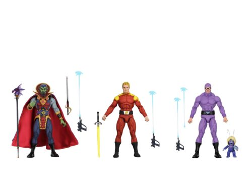King Features – 7″ Scale Action Figures – Defenders of the Earth Series 1