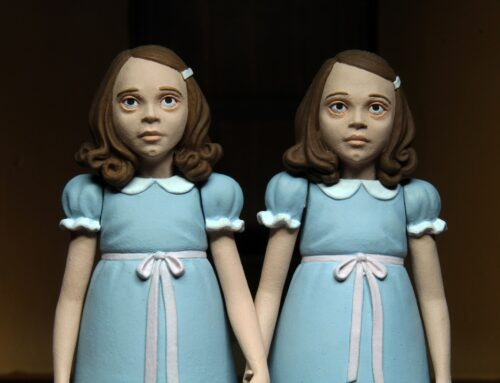 Toony Terrors – 6″ Scale Action Figure – The Grady Twins (The Shining)