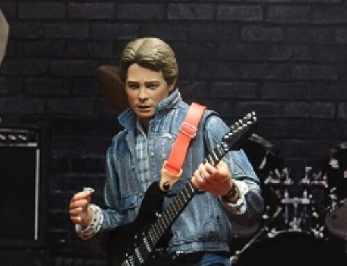 Back to the Future – 7″ Scale Action Figure – Ultimate Marty McFly (Audition)