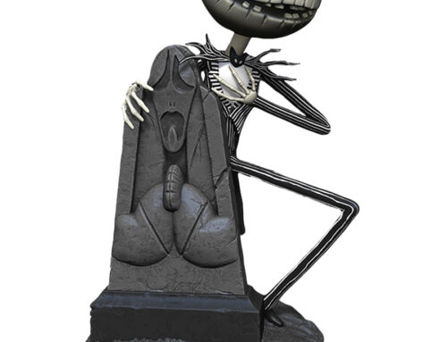 The Nightmare Before Christmas – Head Knocker – Jack Skellington