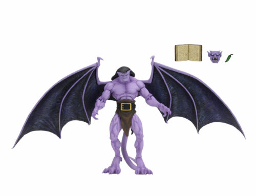 Gargoyles – 7″ Scale Action Figure – Ultimate Goliath