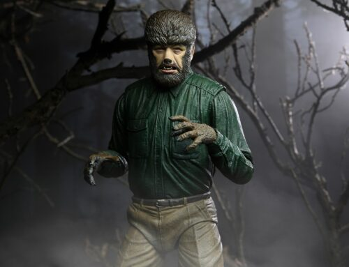 Universal Monsters – 7″ Scale Action Figure – Ultimate Wolf Man