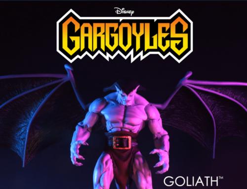 Gargoyles Action Figure Stopmotion Commercial – Next Figure Revealed [VIDEO]
