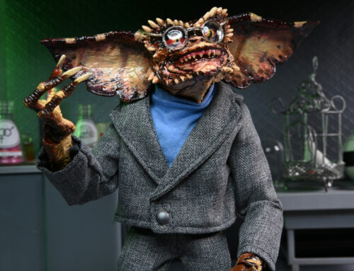 Gremlins 2 – 7″ Scale Action Figure – Ultimate Brain Gremlin
