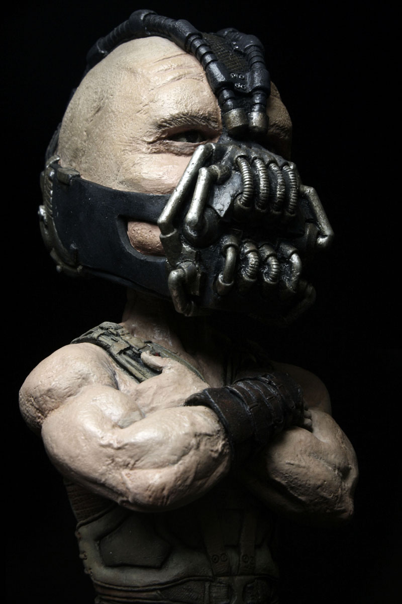 Dark Knight Rises – Extreme Head Knocker – Bane- DISCONTINUED