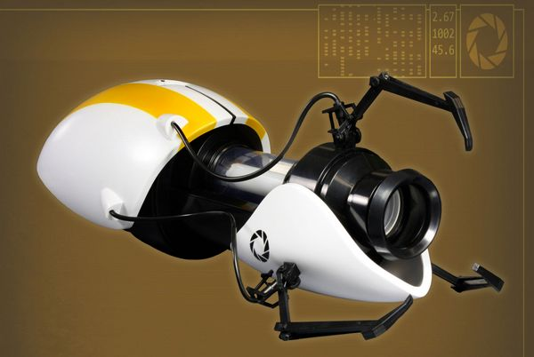 Portal 2 Device Replica - P-Body's Gun