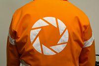 Portal Jumpsuit aperture-logo-back