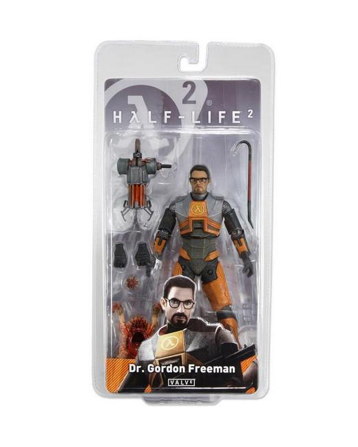 Gordon Freeman Action Figure in Packaging