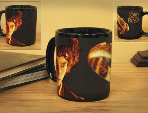 Lord of the Rings – Thermal Mug – Frodo and Ring