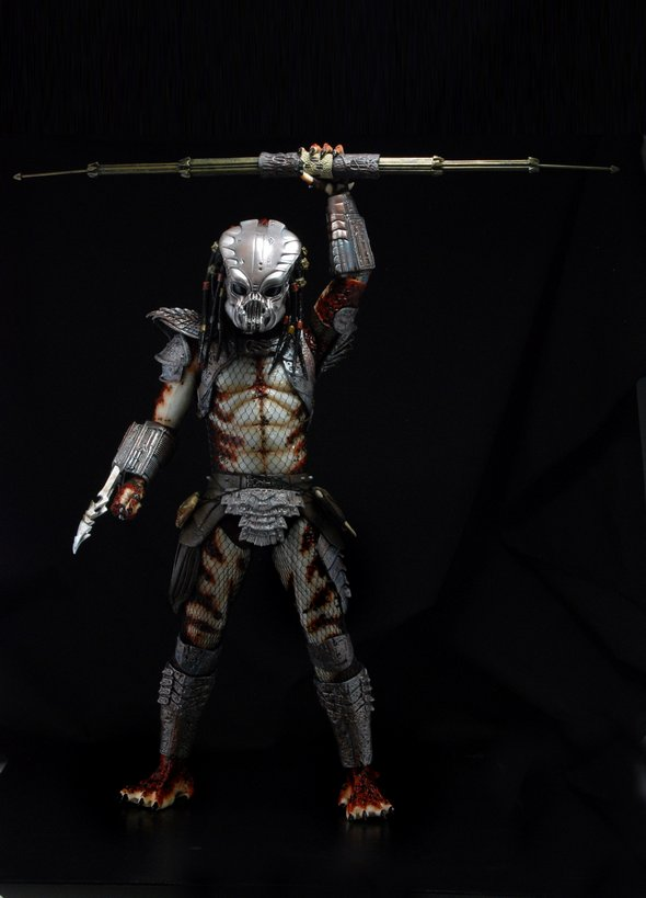 NECA 1/4 Scale Guardian Predator Action Figure
