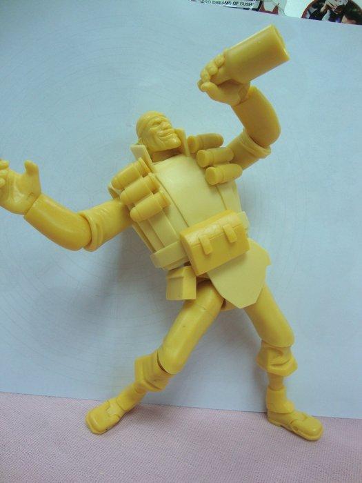 NECA Team Fortress Action Figures - Demoman 2