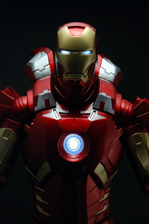 NECA 18 inch Iron Man Action Figure