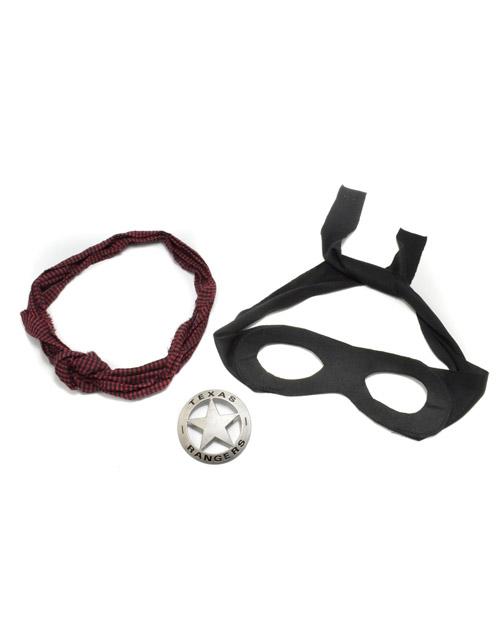 500w 47544 LoneRanger Mask Badge Scarf2