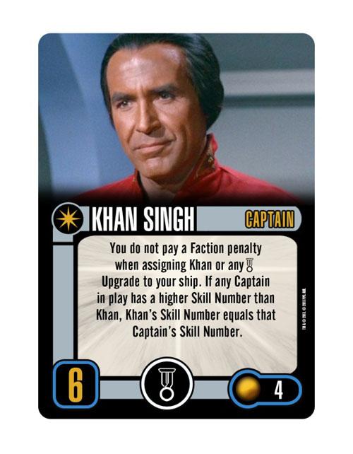 500w STAW Khan Singh Promo Card