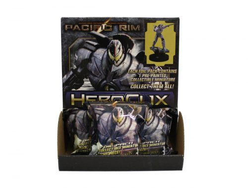 Pacific Rim – HeroClix 24 ct. Gravity Feed (Case 2)