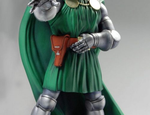 DISCONTINUED – Marvel Classic – Head Knocker – Doctor Doom