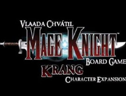 Mage Knight – Krang Character Expansion (Case 6) ***DISCONTINUED***